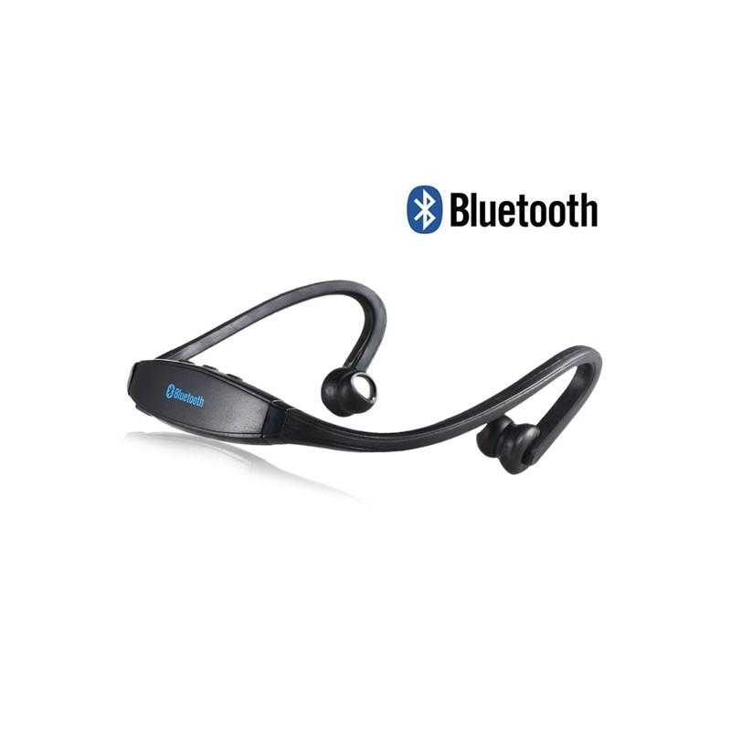 draadloze stereo bluetooth sports hoofdtelefoon. Black Bedroom Furniture Sets. Home Design Ideas