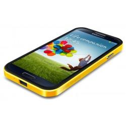 Bumbee Neo Hybrid voor Samsung Galaxy S4 ( Geel )