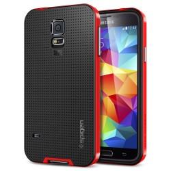Neo Hybrid voor Samsung Galaxy S5 (Rood)