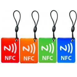 NFC Tags (set van 4)