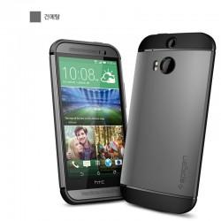 Slim Armor Case voor HTC ONE (grijs)