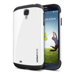 Slim Armor Case voor Samsung Galaxy S4 (wit)