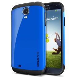 Slim Armor Case voor Samsung Galaxy S4 (blauw)