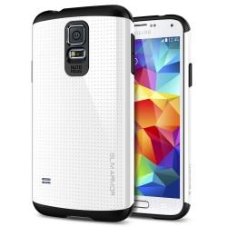 Slim Armor Case voor Samsung Galaxy S5 (wit)