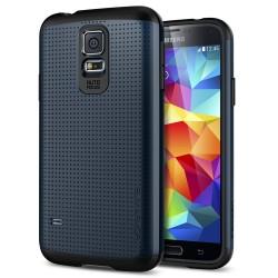 Slim Armor Case voor Samsung Galaxy S5 (Navy)