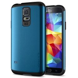 Slim Armor Case voor Samsung Galaxy S5 (blauw)