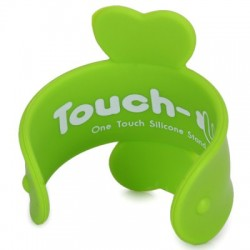 Touch-U  silicone smart phone standaard (groen)