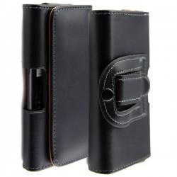 Zwaar uitgevoerde Smartphone tas met riemclip