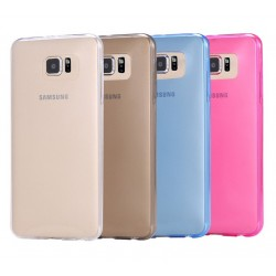 0,3mm Flexibele Clear Case Galaxy S6