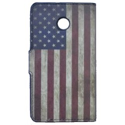 USA Wallet Case Huawei Ascend