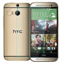 Screen protector gehard versterkt glas voor HTC M8