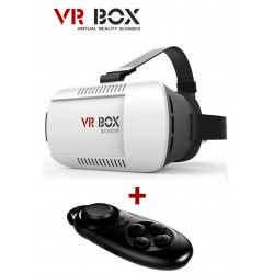 Google Virtual Reality 3D VR BOX Pro + Remote