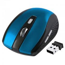 2.4GHz Draadloze Optische Muis met USB 2.0 Receiver